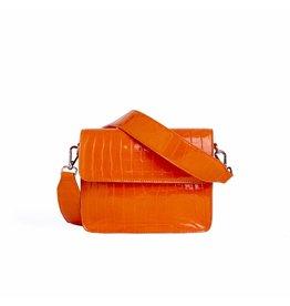 HVISK HVISK Cayman Shiny Strap damestas oranje