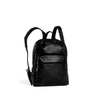 Sticks and Stones Brooklyn backpack damestas zwart
