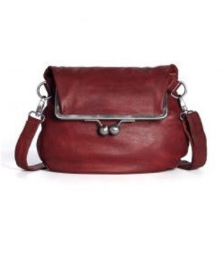 Sticks and Stones Cannes Bag damestas rood