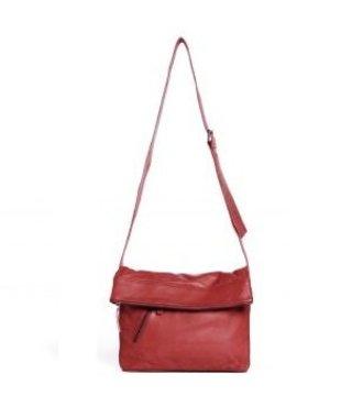 Sticks and Stones City Bag damestas rood