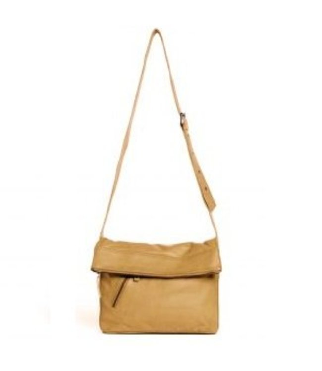 Sticks and Stones Sticks and Stones City Bag damestas geel