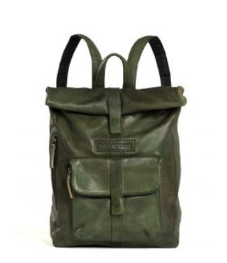 Sticks and Stones Sticks and Stones Messenger backpack damestas groen