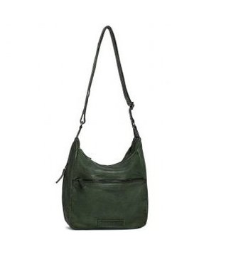 Sticks and Stones Sticks and Stones Gaia Bag damestas groen