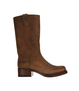 Sendra Sendra ladies cowboy boots brown