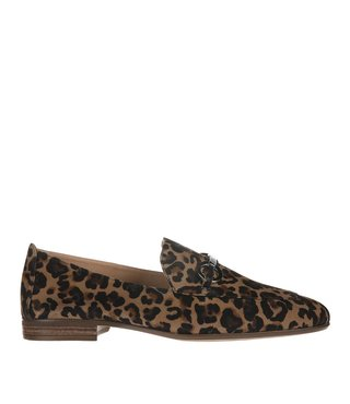 Unisa Durito dames loafer leopard