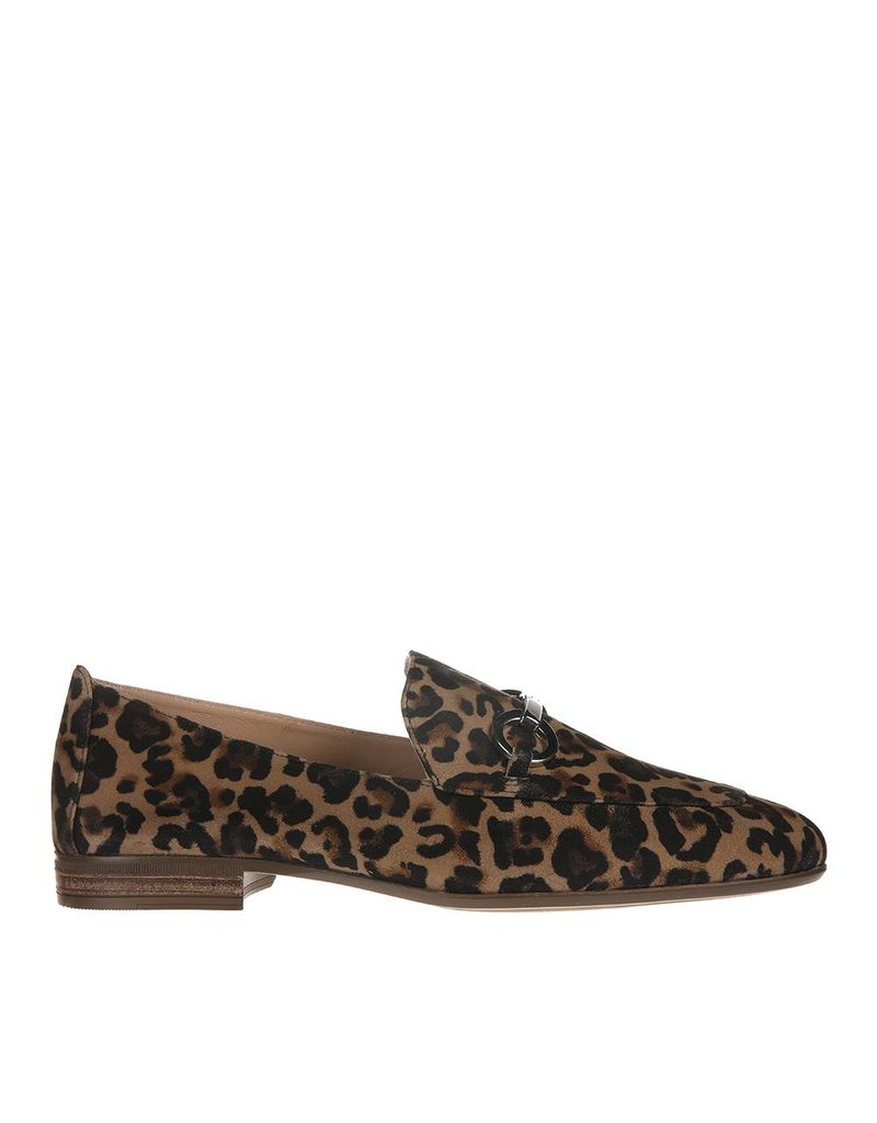 Unisa Unisa Durito dames loafer leopard