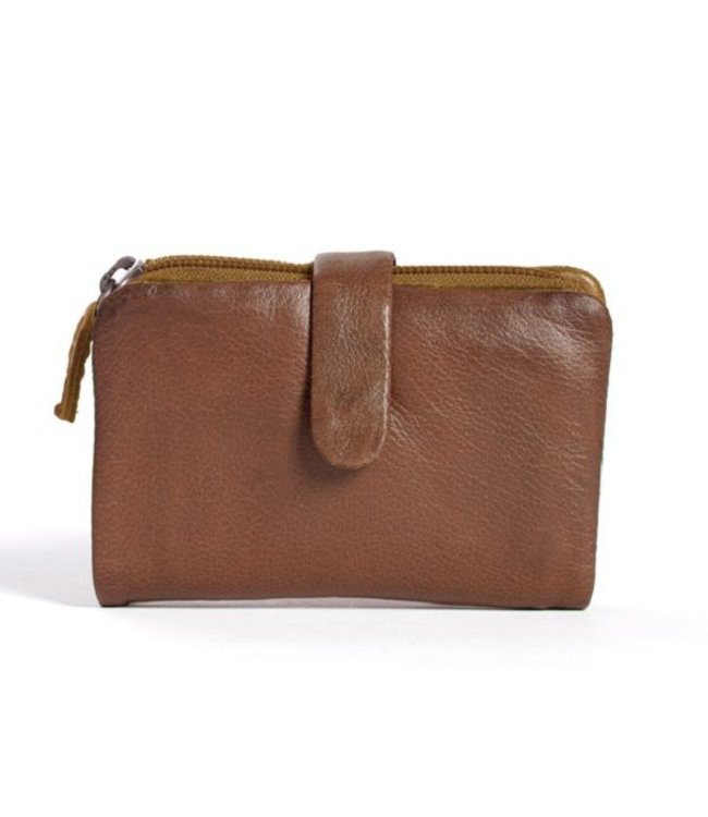 Sticks and Stones Sticks and Stones Laguna Wallet Cognac