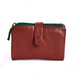 Sticks and Stones Sticks and Stones Laguna Wallet rood