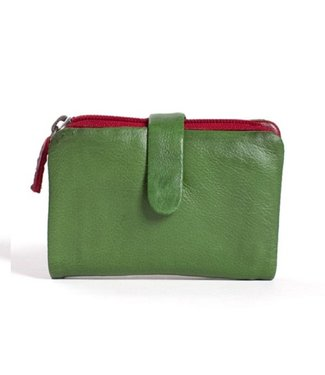Sticks and Stones Sticks and Stones Laguna Wallet groen