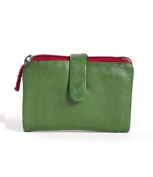 Sticks and Stones Sticks and Stones Laguna Wallet Green