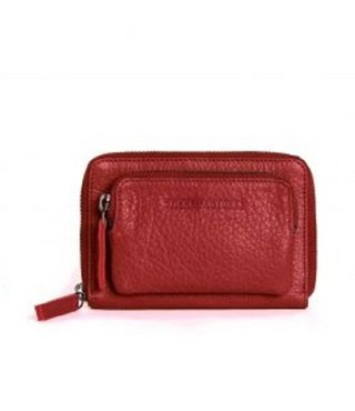 Sticks and Stones Montana Wallet rood