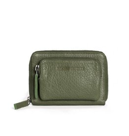 Sticks and Stones Sticks and Stones Montana Wallet groen