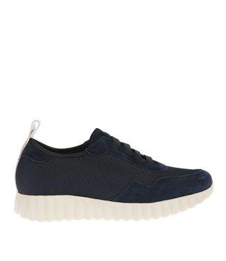 Pedro Miralles Pedro Miralles dames sneakers blauw suède