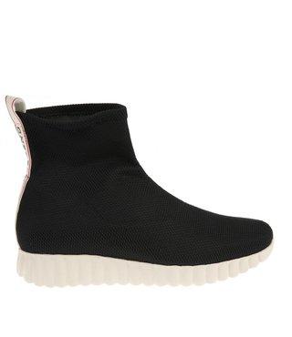 Pedro Miralles dames stretch boots zwart