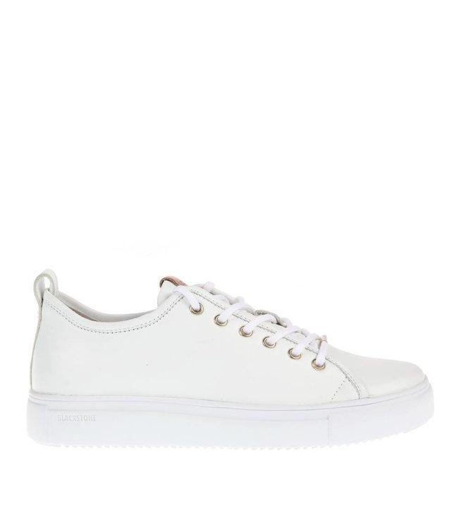 Blackstone Blackstone PL97 white dames sneaker