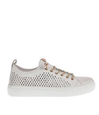 Blackstone PL87 dames sneaker taupe