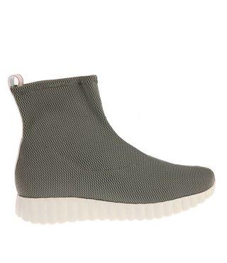 Pedro Miralles dames stretch boots groen