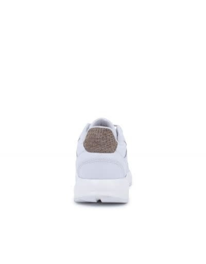 cd8d4ee0dc7 ... Woden Woden Sophie bright white leather dames sneaker
