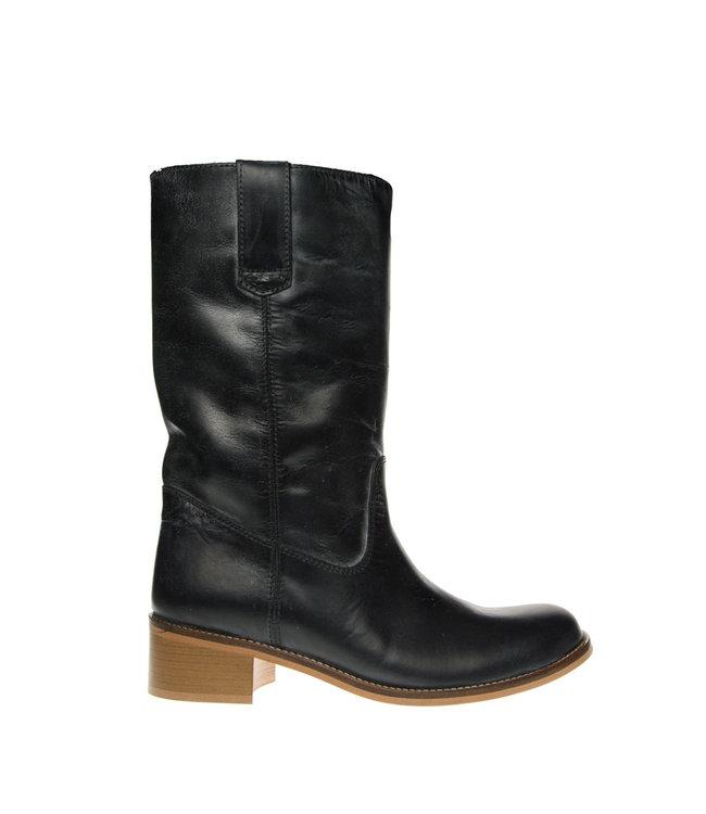 Dico Dico Julia ladies boots black leather