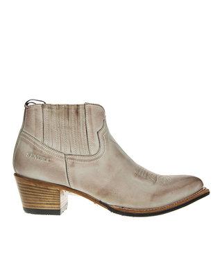 Sendra Lia chelsea boots ivoor