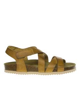 Ca Shott Ca Shott dames sandaal groen leer