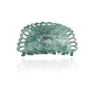 HVISK HVISK Sunrise green hair clip