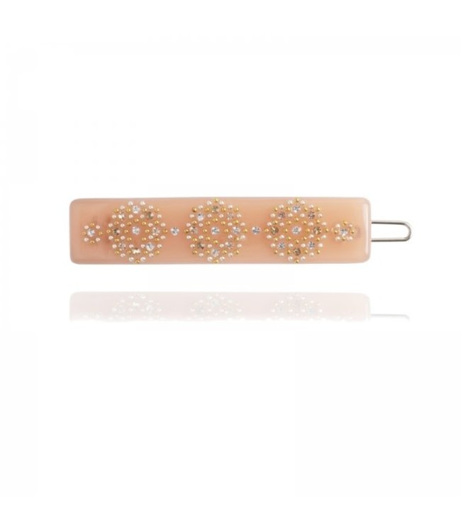 HVISK HVISK Lumen peach hair clip