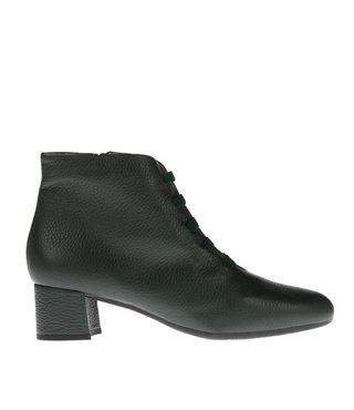 Square Feet korte ritslaars elastiekjes groen