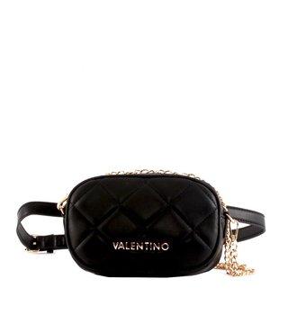 Valentino Ocarina fannypack zwart schoudertas