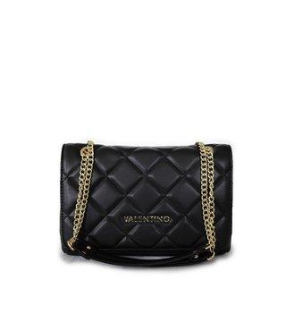 Valentino Ocarina satchel zwart schoudertas