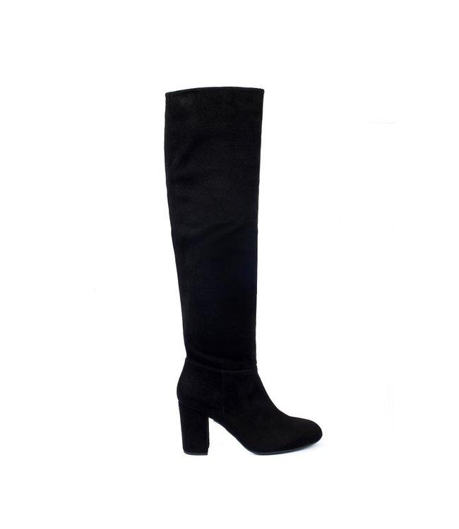 Unisa Unisa Oris long stretch boots black