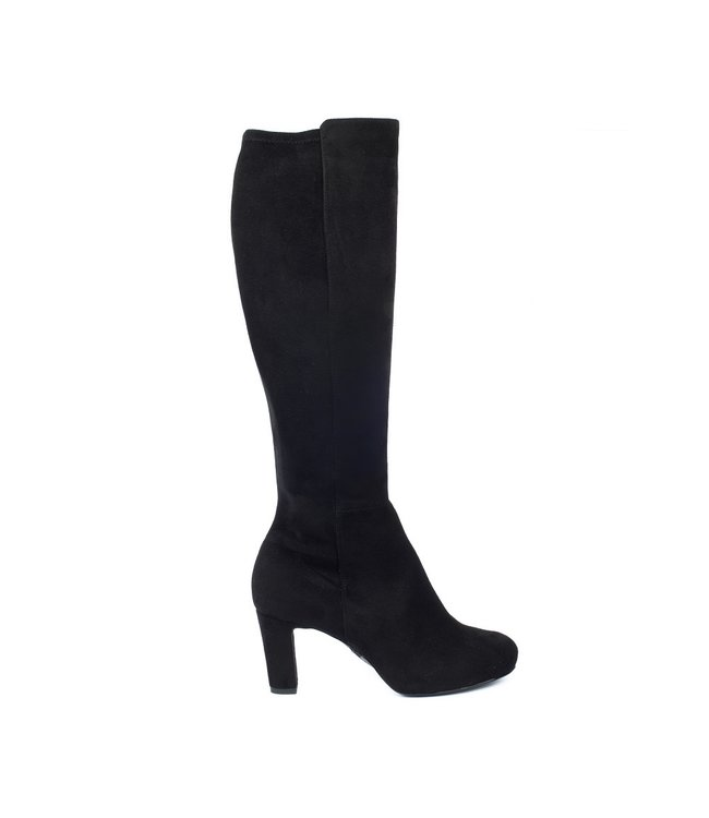Unisa Unisa Natalie long stretch boots black