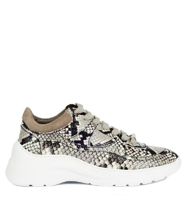 Unisa Unisa Espe sneakers with snakeprint