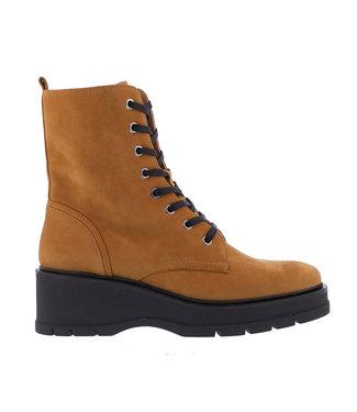 Unisa Unisa Gryso lace boots yellow nubuck