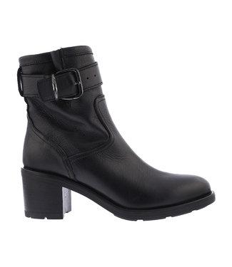 Julie Dee Julie Dee short boots black leather