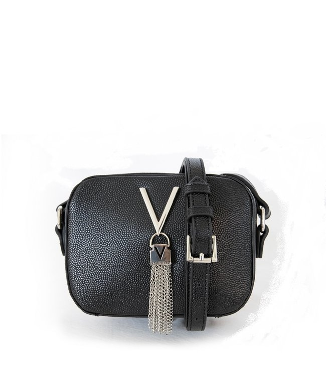 Valentino Valentino Divina black ladies shoulder bag