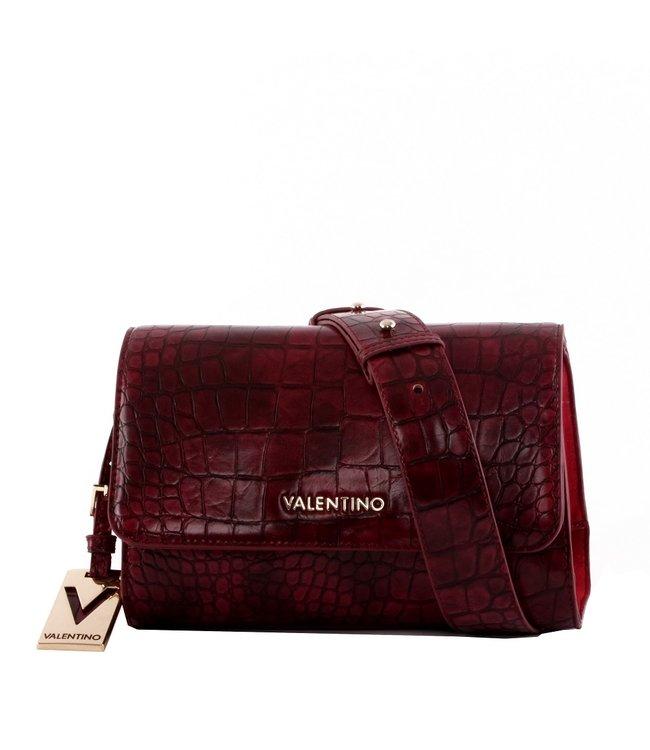 Valentino Valentino Winter Memento bordeaux schoudertas