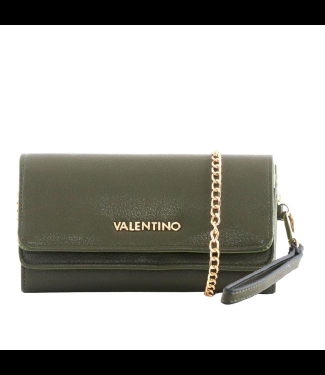 Valentino Valentino Flauto groen dames portemonnee