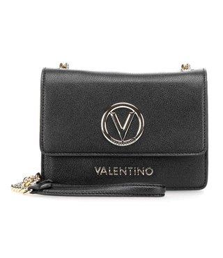 Valentino Sax zwart dames schoudertas