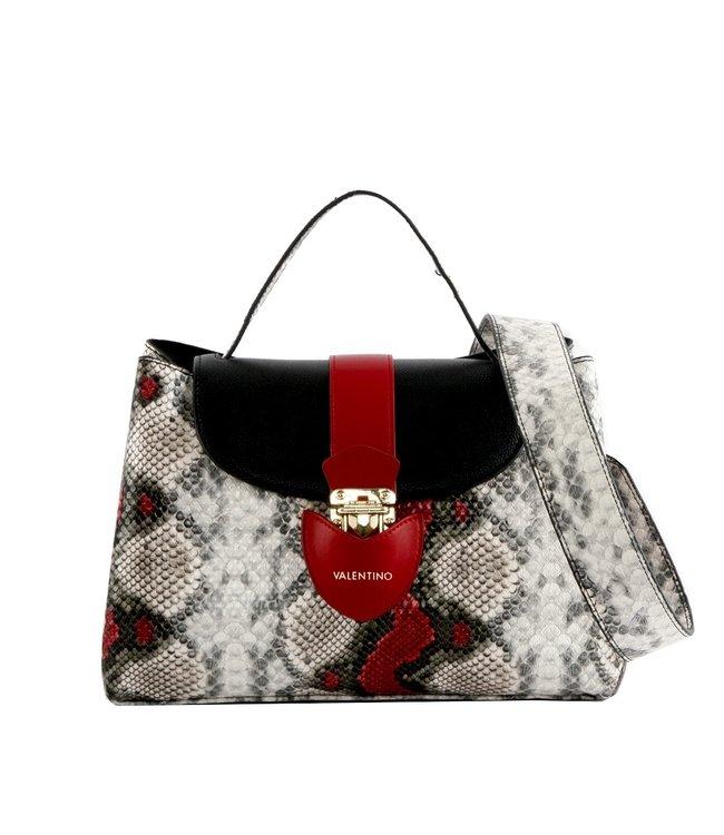 Valentino Valentino Drum red multi ladies shoulder bag