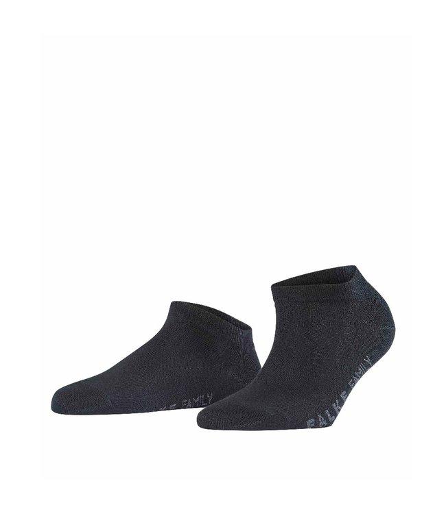 Falke Falke Sneaker Socks Family Black