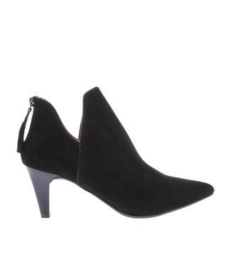 Unisa Unisa Kertin elegant ankle boots black suede