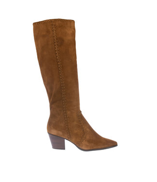 Pedro Miralles Pedro Miralles long boot brown suede