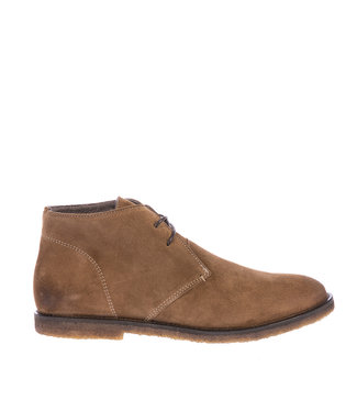 Ca Shott Ca Shott ladies lace-up brown suede