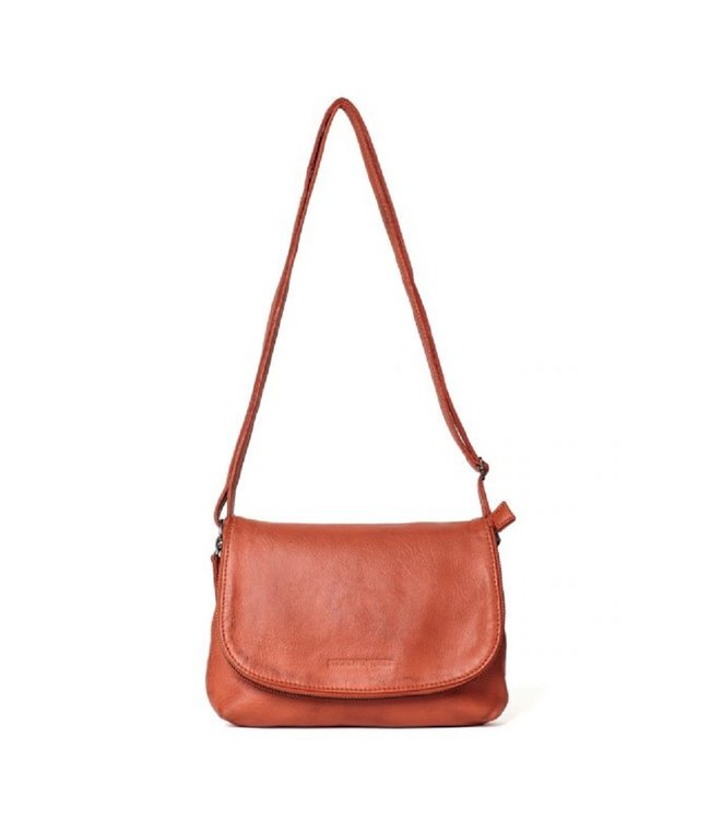 Sticks and Stones Sticks and Stones Eden Bag damestas oranje