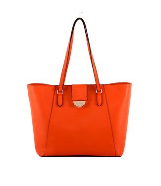 Valentino Valentino Falcor oranje dames shopper