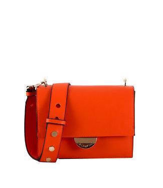 Valentino Valentino Falcor orange shoulder bag