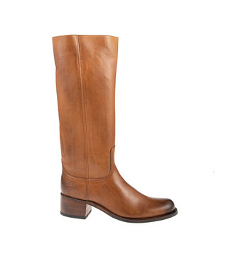 Sendra Sendra ladies boot leather cognac