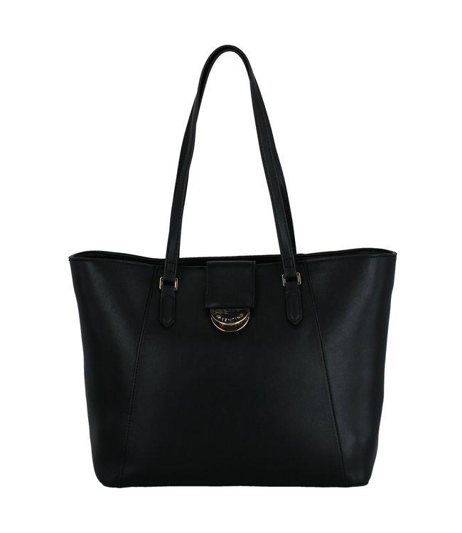 Valentino Valentino Falcor black ladies shopper