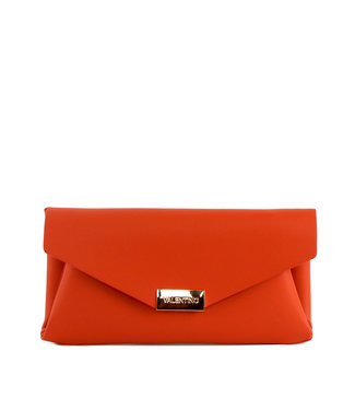 Valentino Valentino Arpie orange shoulder bag